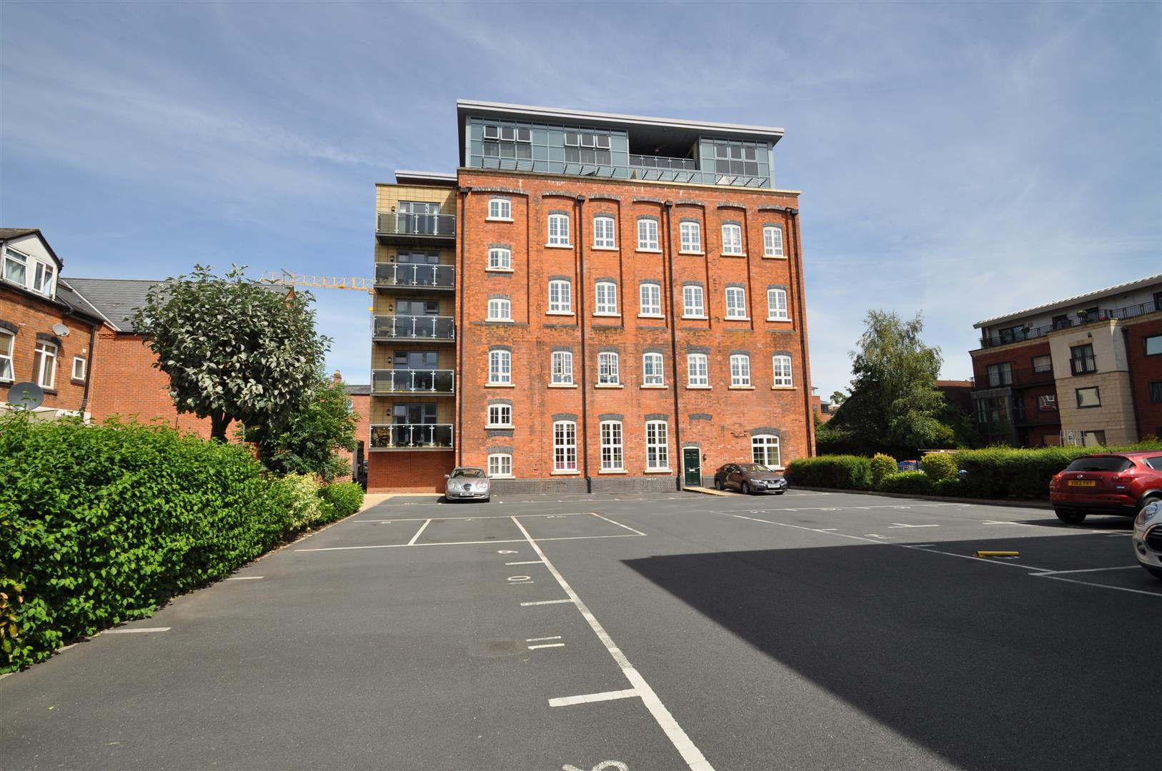 Albion Mill,  Worcester